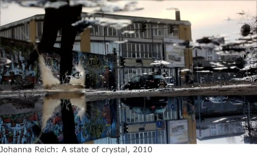 Johanna Reich, A State of Crystal